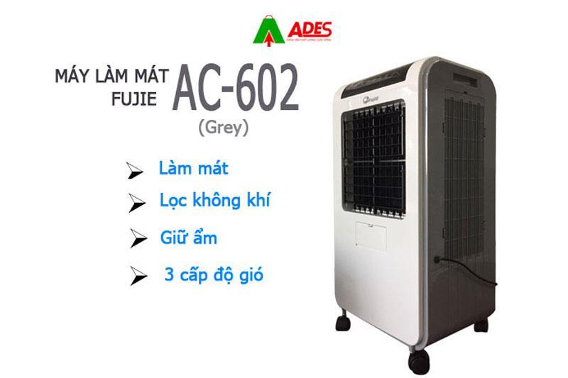 may lam mat FujiE AC-602 Gray