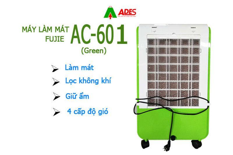 Tong quan san pham AC-601 Green