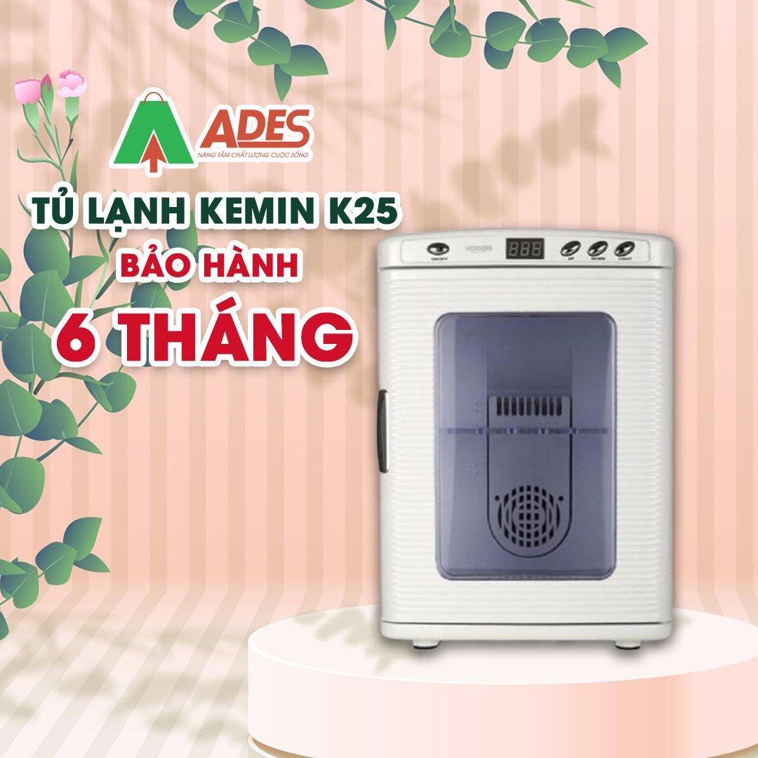 Tủ lạnh mini KEMIN K25trữ sửa và thực phẩm cho bé
